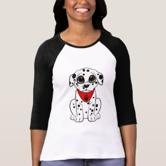 Dalmatian Puppy with the Heart-Shaped Nose T-Shirt