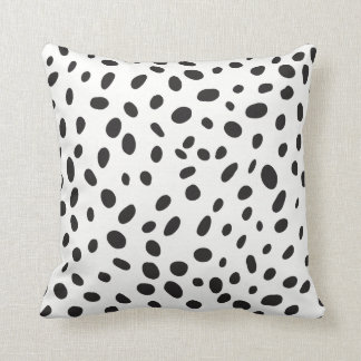 Dalmatian Spots Cushion