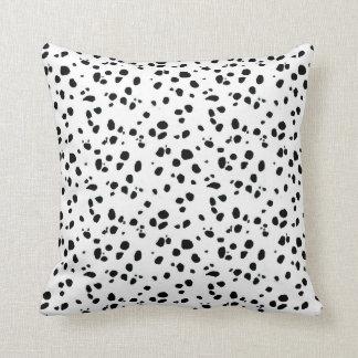 Dalmatian Spots, Dalmatian Print, Dalmatian Fur Cushion