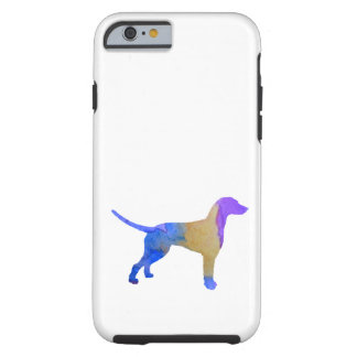 Dalmatian Tough iPhone 6 Case