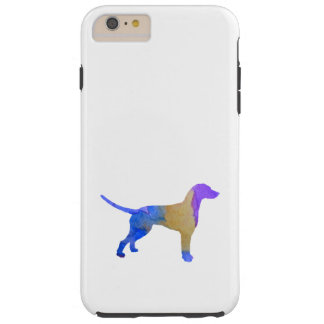 Dalmatian Tough iPhone 6 Plus Case
