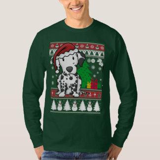 Dalmatian Ugly Christmas Sweater