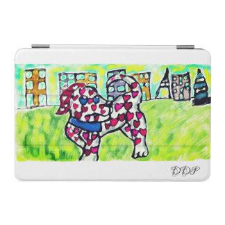 Dalmatian valentine iPad mini cover