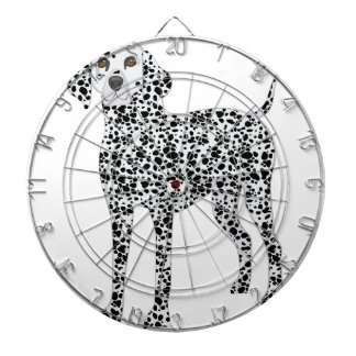 Dalmation Dartboard