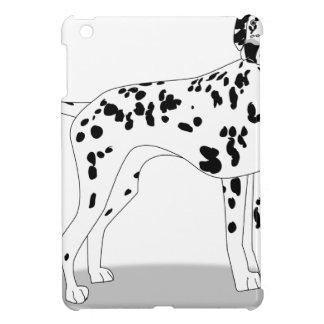 Dalmation Dog Case For The iPad Mini