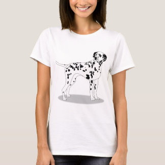 Dalmation Dog T-Shirt