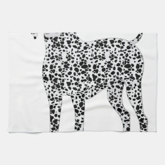 Dalmation Tea Towel