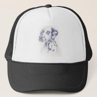 Dalmation Trucker Hat