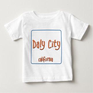 Daly City California BlueBox Tshirt