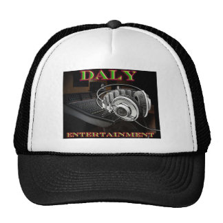 daly ent trucker hats