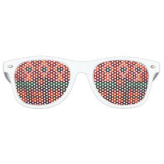 Dalzell clan Plaid Scottish tartan Retro Sunglasses