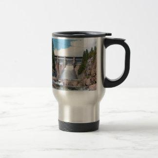 Dam Water Release Coffee Mugs
