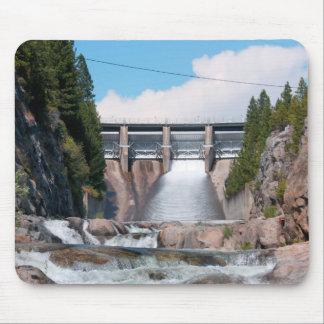 Dam Water Release Mousepads