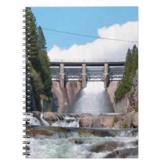 Dam Water Release Notebooks