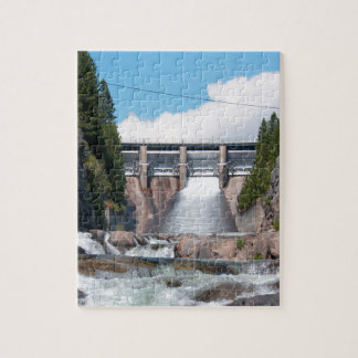 Dam Water Release Puzzles