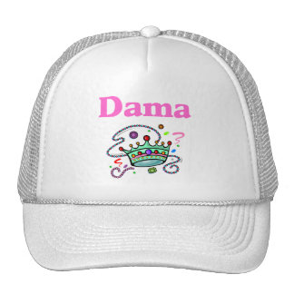 Dama Mesh Hat