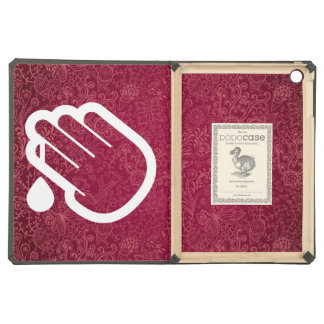 Damage Hands Minimal Cover For iPad Air