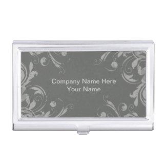 Damask Business Card Holders