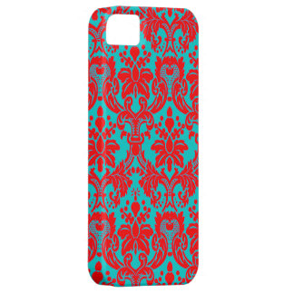 Damask Case For The iPhone 5
