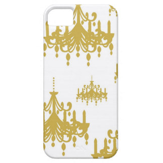 Damask chandelier vintage girly chic print pattern iPhone 5 covers