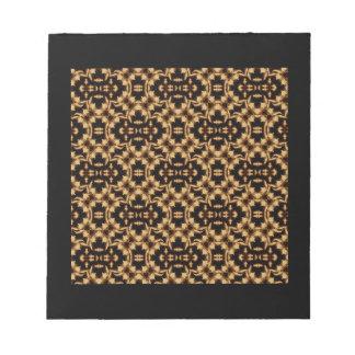 Damask French Lace Notepad