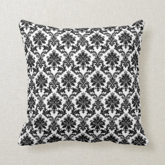 Damask home decor throw cushions