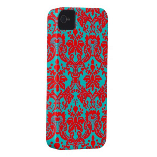 Damask iPhone 4 Case-Mate Case
