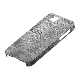 Damask Iphone 5 CaseMate Credit Card Case iPhone 5 Covers
