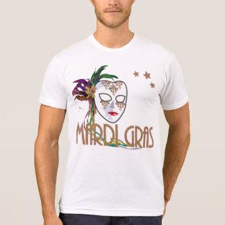Damask Mardi Gras 2017 Mask T-shirt
