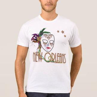 Damask New Orleans Mask T-shirt