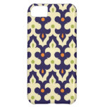 Damask paisley arabesque Moroccan pattern girly iPhone 5C Covers