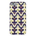 Damask paisley arabesque wallpaper pattern barely there iPhone 6 case