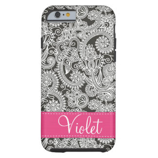 Damask Paisley iPhone 6 case