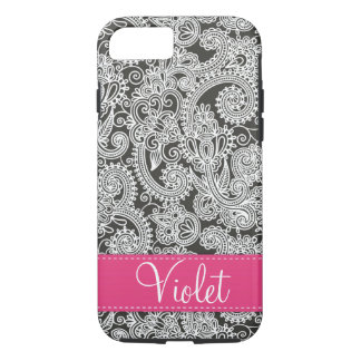 Damask Paisley iPhone 7 case