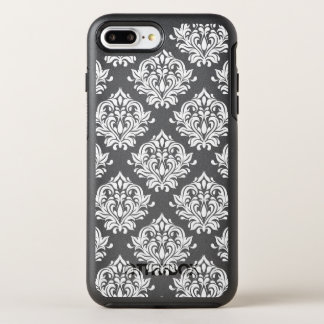 Damask Pattern OtterBox Symmetry iPhone 8 Plus/7 Plus Case