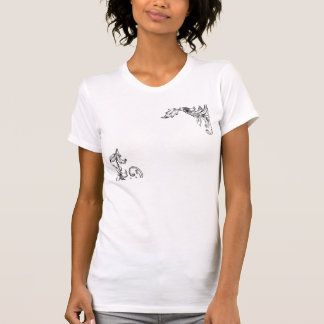 Damask Shirt Tee Shirt