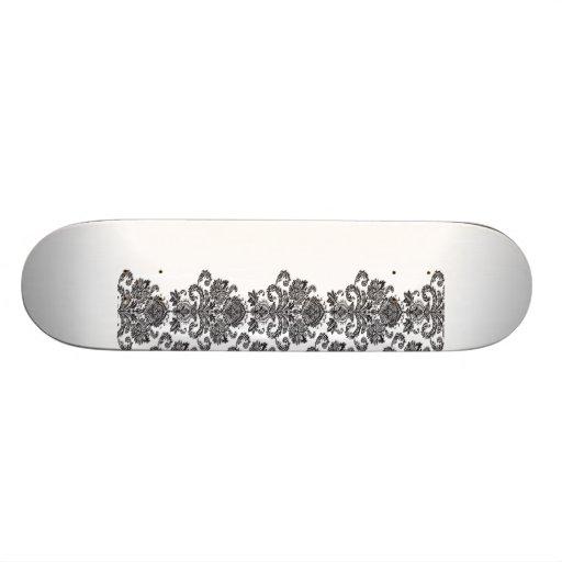 Damask Skateboard