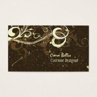 Damask + swirls Costume Designer