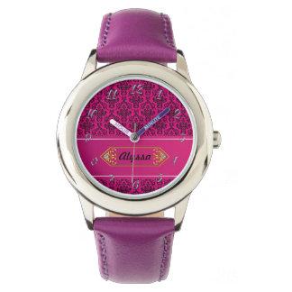 Damask Watch