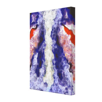 Damien Canvas Print