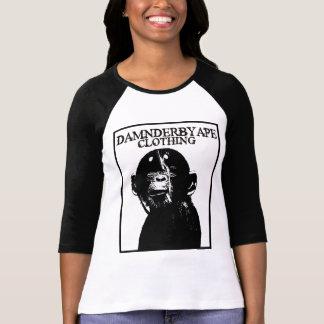 Damnderbyape clothing T-Shirt