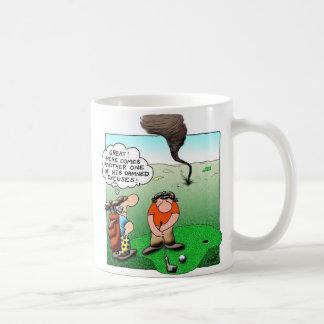 Damned Excuses Coffee Mug