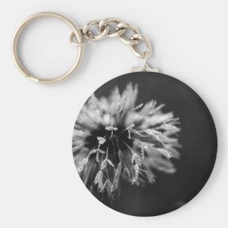 Damp Dandi Basic Round Button Key Ring