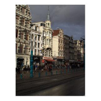Damrak, Amsterdam Postcards