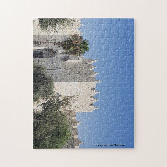 DAMSCUS GATE J CITY puzzle