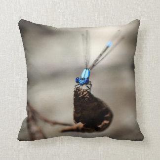 Damselfly Cushion