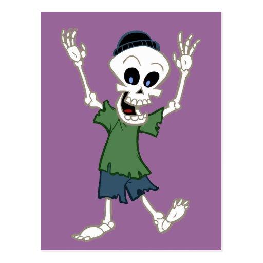 Dan Bones Post Card