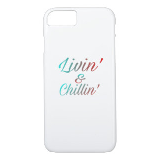 DAN&JOHN LIVIN' & CHILLIN' IPhone 7 plus Case