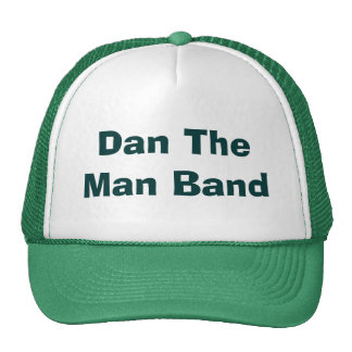 Dan The Man Band The Hat