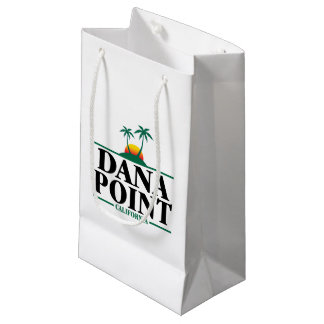 Dana Point California Small Gift Bag